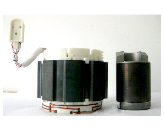 ZJ3B-E1.1A (concentrated winding brushless motor for refrigeration compressor motor)